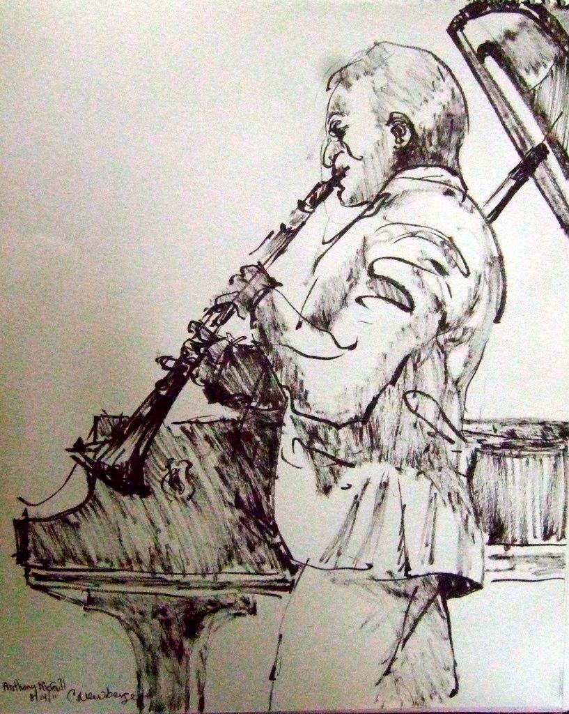 Anthony McGill, Clarinet
