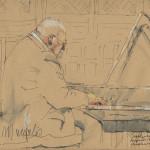 Ellis Marsalis at the Piano