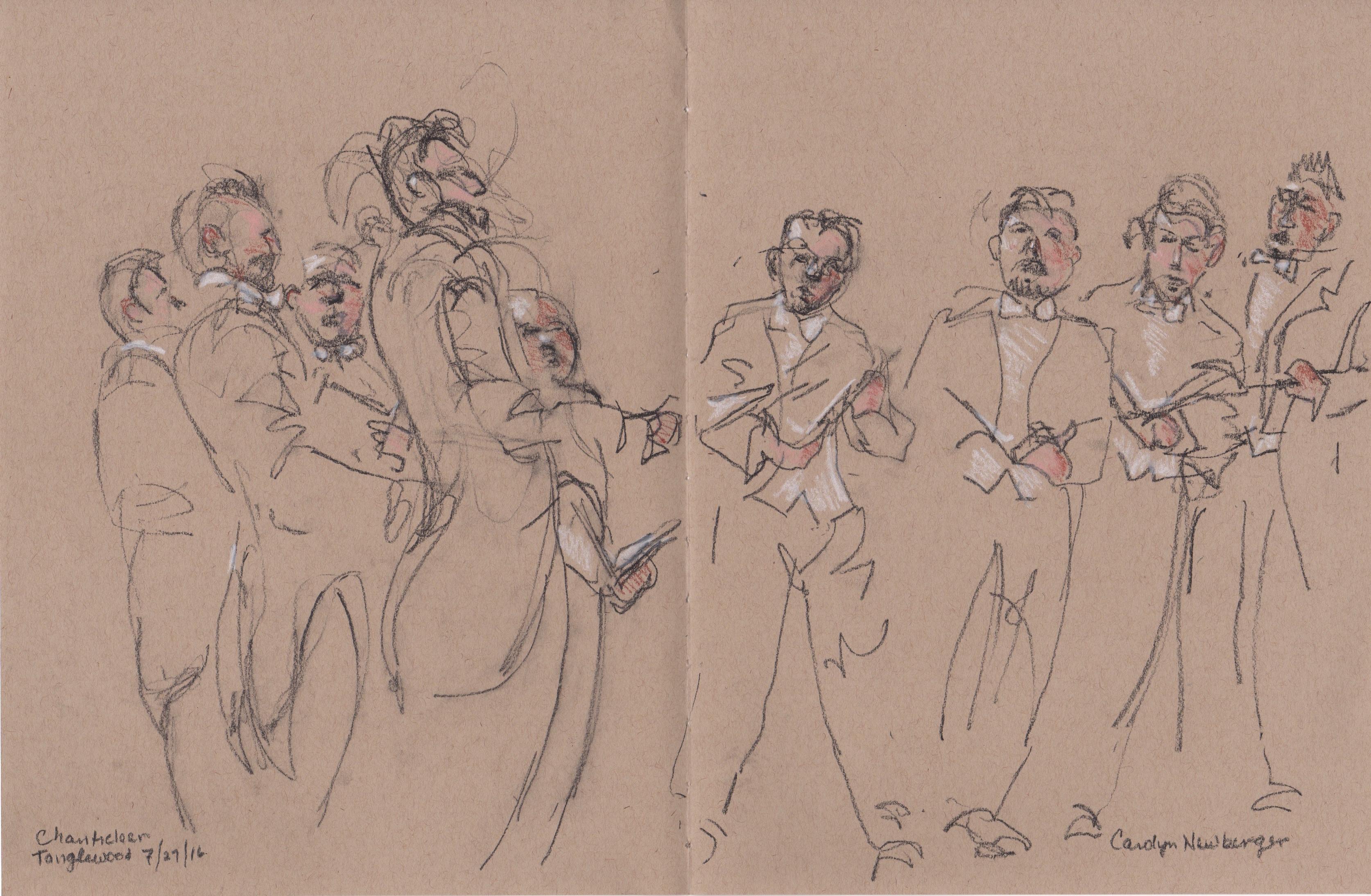 The Chanticleers in Concert